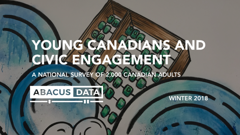 Youthquake? Public attitudes to youth civic engagement in Canada