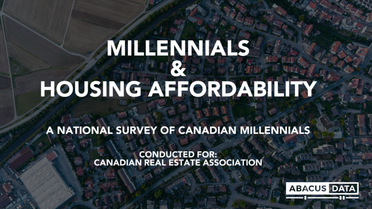 Housing affordability is the top issue for Millennials who are looking to achieve the dream of homeownership