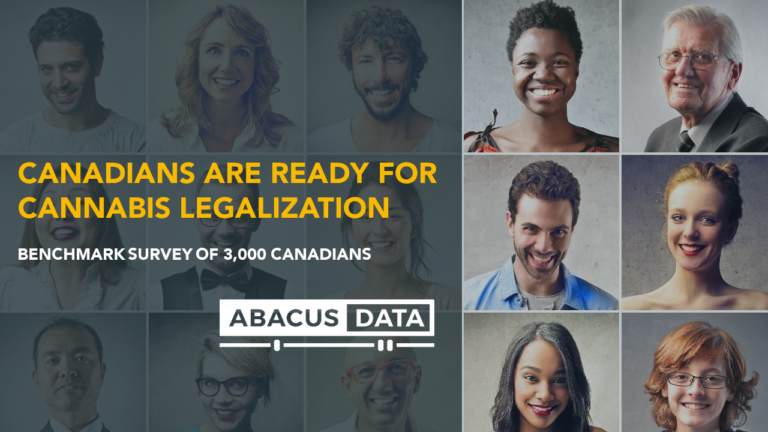 Canadians are ready for legal cannabis