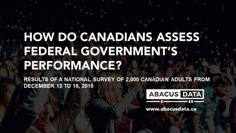 Assessment of the Trudeau Government at Year End