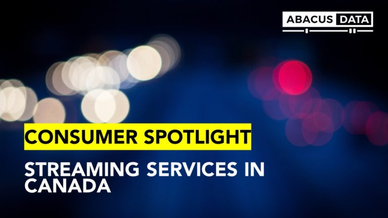 Consumer Spotlight: Streaming Services in Canada