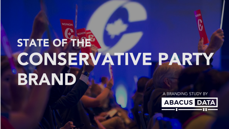 The state of the Conservative Party brand at the end of 2019