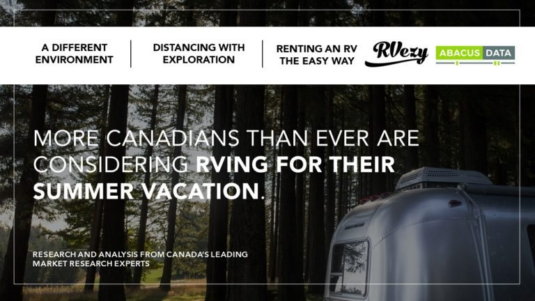 As the pandemic continues, more Canadians than ever are considering RVing this summer.