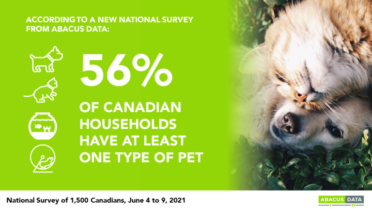 Pandemic Pets: Did Canada see a pandemic pet boom?