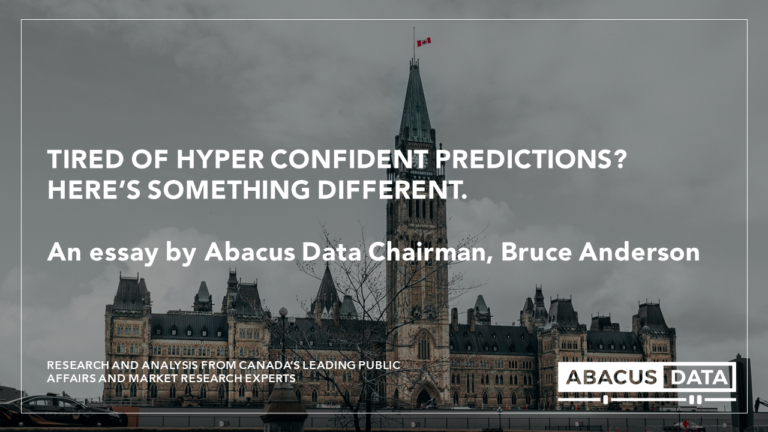 Tired of hyper confident predictions? Here's something different.